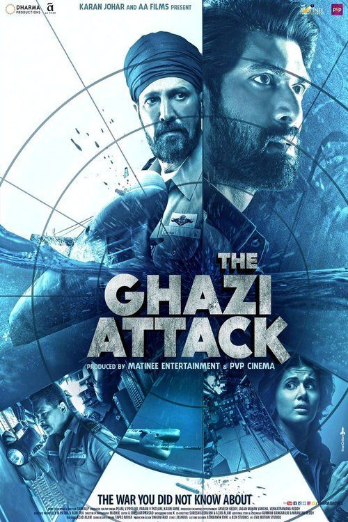 Watch The Ghazi Attack (2017) Full Movie HD Free Download