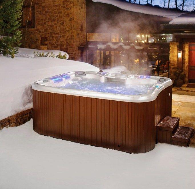 Steamy Nights With A Sundance Spa