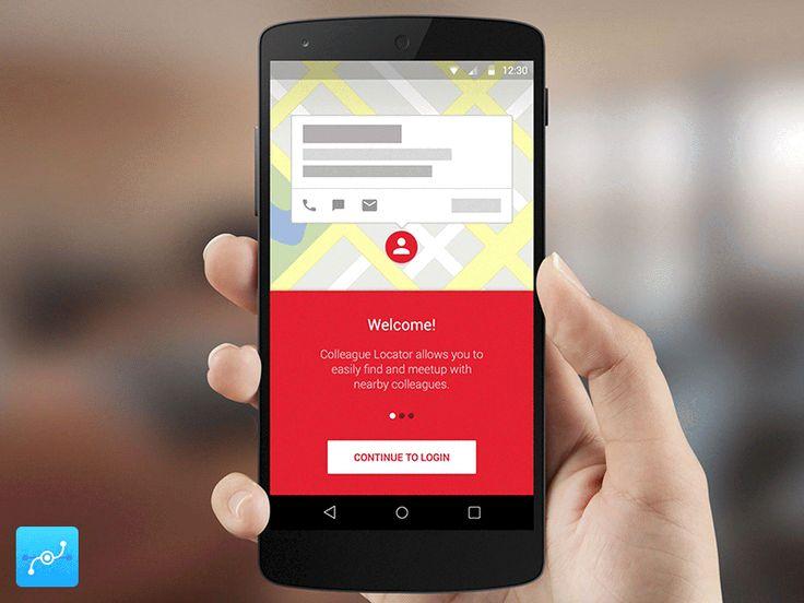 App walkthrough by Bert Timmermans for Digiti