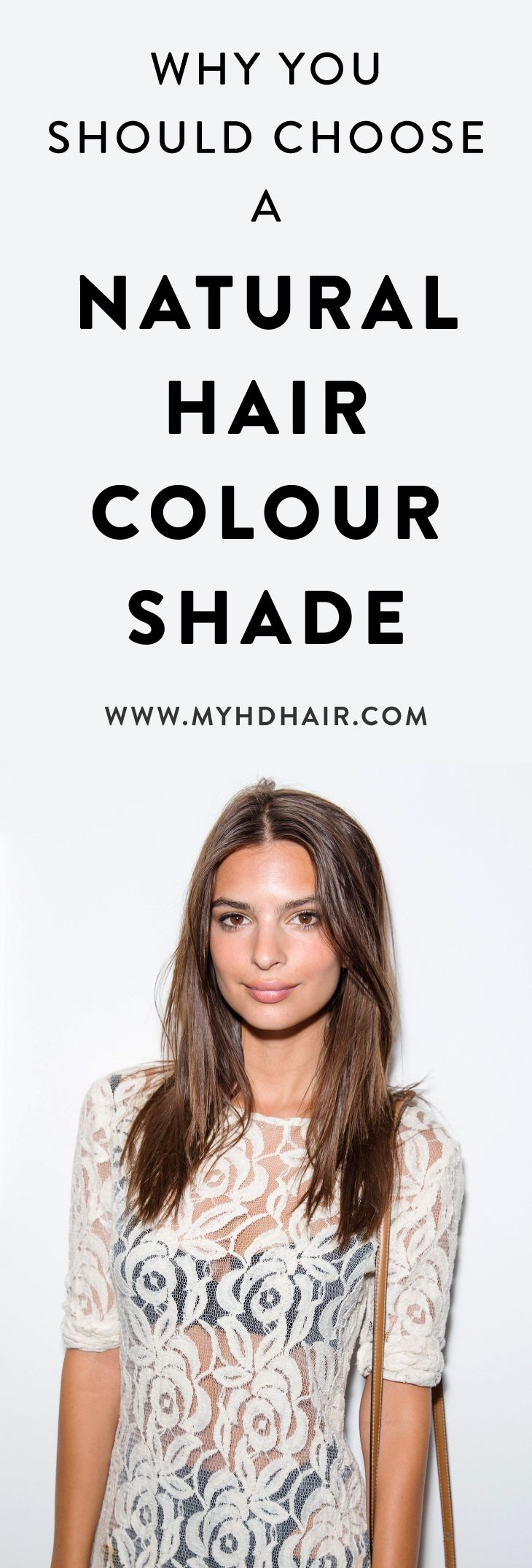 Colouring your Natural Hair Colour, with another Natural Hair Colour, is an easy way to top up your Colour and give it some pizazz.