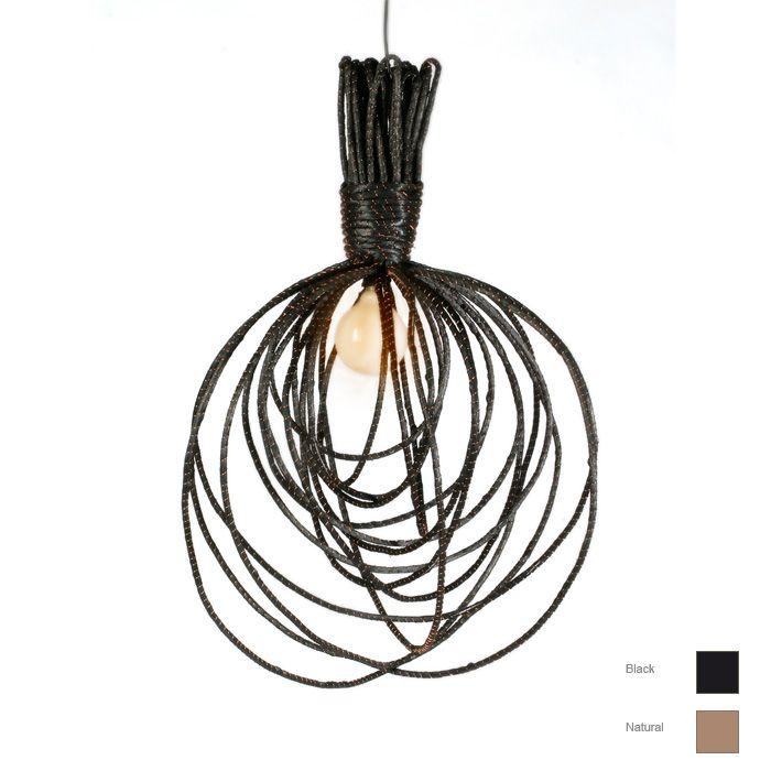 Hermon & Hermon - lighting whisk pendant