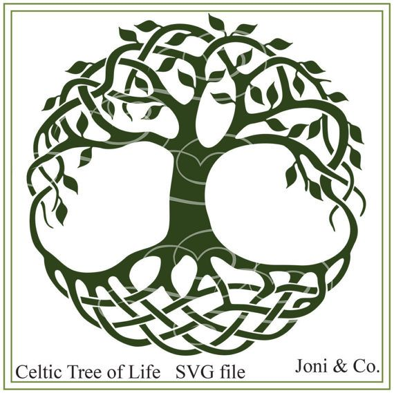Celtic Tree of Life svg file, Celtic knots, Irish tree of life svg file for weddings, vinyl cutting, print, iron on transfer and many creative projects Welcome, Thank you for visiting the shop and having a look at the original artwork offered here. This is an instant download of a SVG file to be used for cutting vinyl among many other uses. WHAT YOU WILL RECEIVE Your svg file will arrive in a zip folder. A download link will be emailed to you just a few minutes after your purchase. You ...