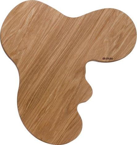 Aalto Oak Serving Platter by Iittala