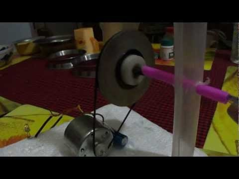 8th grade science fair electric field detector.?