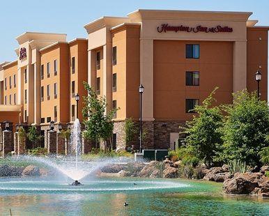 Hampton Inn & Suites Manteca Hotel, CA - Exterior