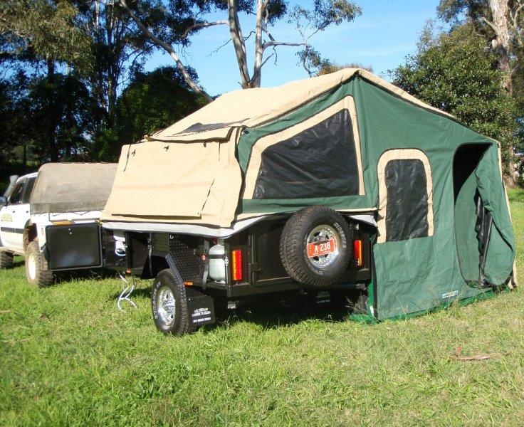 Take in some of the most magnificent remote areas of the Australian Outback - Cape York Peninsula - 100% Custom Made 4WD Off Road On Road Camper Trailers and Canopies in Australia - All Terrain Camper Trailers