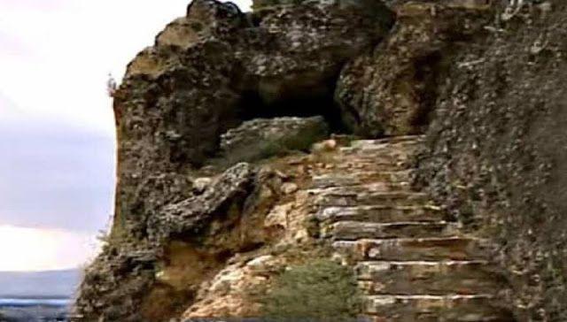Οι Πόρτες Ολύμπου και το ενδιαφέρον της NASA (Σπήλαιο Τσακαλόπετρας)