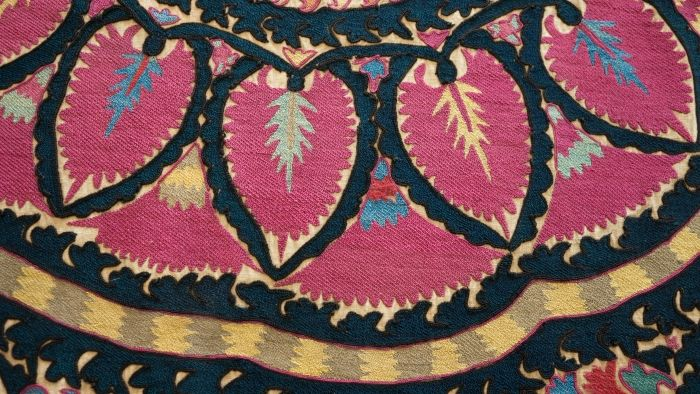 Old Patterns, New Order: Socialist Realism in Central Asia | The George Washington University Museum and The Textile Museum | The George Washington University