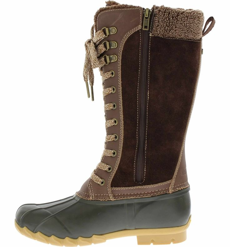 Sporto Womens Daphne Duck Boot * Awesome boots. Click the