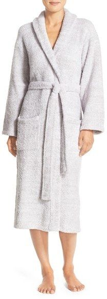 Perfect bath robe on major sale for $65! Barefoot Dreams ® CozyChic ® Robe (Nordstrom Exclusive)