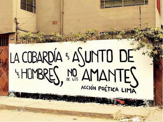 Atrévete  (Analía Elizalde. Acción poética en Latinoamérica)