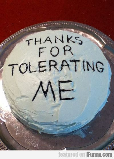 I need to give this cake to everyone. But ESPECIALLY!!! my friends and family!!