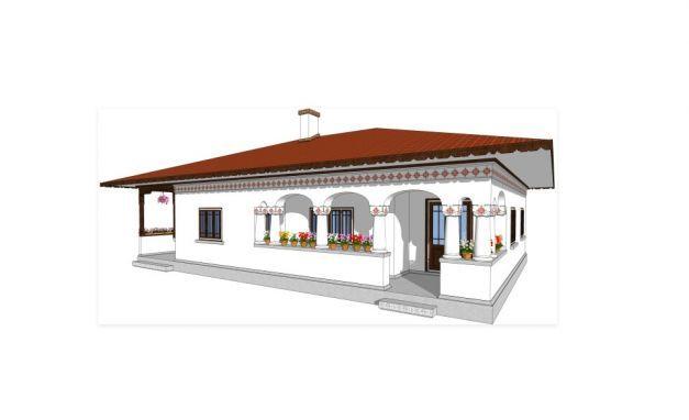 Un arhitect bucureştean, singurul din România care face case în stil neoromânesc. Cum arată casele proiectate   adevarul.ro