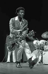 Chuck Berry, Johnny be Good!!! I love this song :)