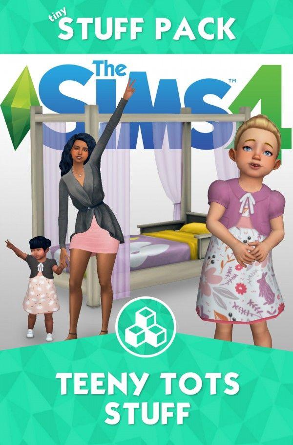 Hamburgercakes: Teeny Tots Stuff • Sims 4 Downloads