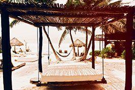 Bordé d'eau turquoise et de plages de sable blanc, le joyau du Mexique à l'esprit bohème est désormais aussi incontournable que Marrakech, Goa ou Bali...