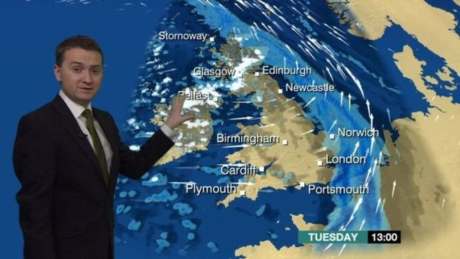 """Matt Taylor THE BBC is ending a partnership with the Met Office dating back more than 90 years by deciding not to renew its contract to provide weather forecasts.  The last bulletin presented by the Met Office will be broadcast in October 2016, 94 years after the first, in November 1922.  Bill Giles, who led the Met Office's team of BBC forecasters from 1983 to 2000, was among those in shock at the decision. """"It's a hell of a shame. It's the end of an era,"""" he said."""