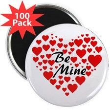 Be Mine Magnets
