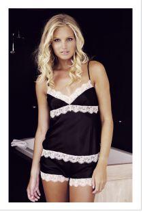 Womens Silk Pyjamas