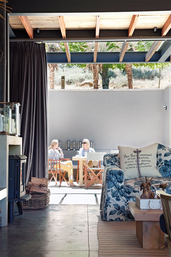Stylish Dullstroom Getaway | House and Leisure