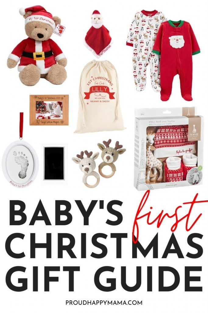 15 Newborn Baby Christmas Gift Ideas For A Magical 1st Christmas In 2020 Baby Christmas Gifts Newborn Christmas Gifts Newborn Christmas