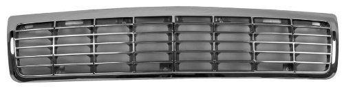 OE Replacement Chevrolet Caprice/Impala Grille Assembly (Partslink Number GM1200113) - http://www.caraccessoriesonlinemarket.com/oe-replacement-chevrolet-capriceimpala-grille-assembly-partslink-number-gm1200113/  #Assembly, #CapriceImpala, #CHEVROLET, #GM1200113, #Grille, #Number, #Partslink, #Replacement #Exterior, #Grilles-Grille-Guards, #Grilles-Grille-Guards