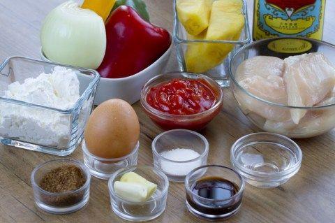 Pollo Agridulce, comida china, cocina china, cocina asiática