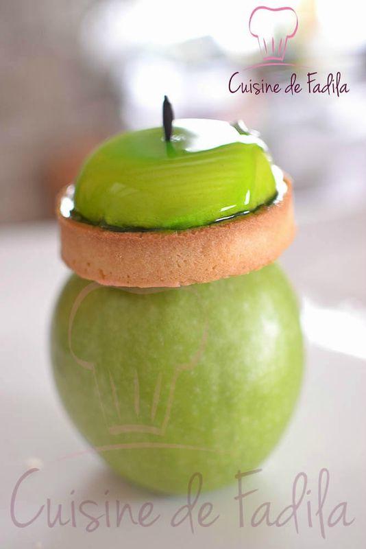 Bonjour Je vous propose aujourd'hui des tartelettes Granny smith , une inspiration de la tartelette Mr smith de Philippe Rigollot . N'ayant pas la recette de mr smith j'ai fais ma propre recette . Le … Lire la suite