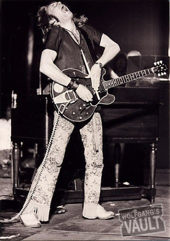 Alvin Lee - Woodstock (Bethel, NY) Aug 15, 1969
