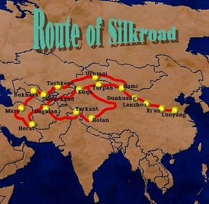 silk road resources lots of links