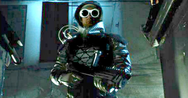 First Look at Mr. Freeze in 'Gotham' Season 2 -- Get your first look at Nathan Darrow's Mr. Freeze before he is introduced in the Season 2 fall finale of 'Gotham', airing tonight at 8 PM ET. -- http://movieweb.com/gotham-season-2-mr-freeze-photos/