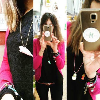 @popcutie_com  animal necklace  Yo ya tengo el mio ➡  #mondegreenkids #kidsshop #gijon #kidsaccessories #popcutie_com