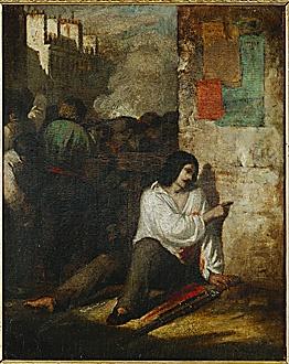 26-03-08/46 Johannot,Tony. The barricade of 184...