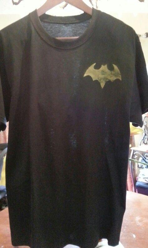 Batman birthday party shirt
