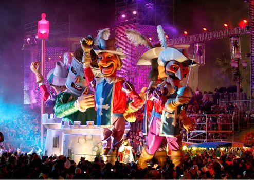 Carnaval de Nice, ... France <3
