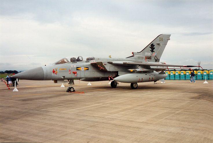 ZE934: Panavia Tornado F3T No.11 Sqn at RAF Leeming