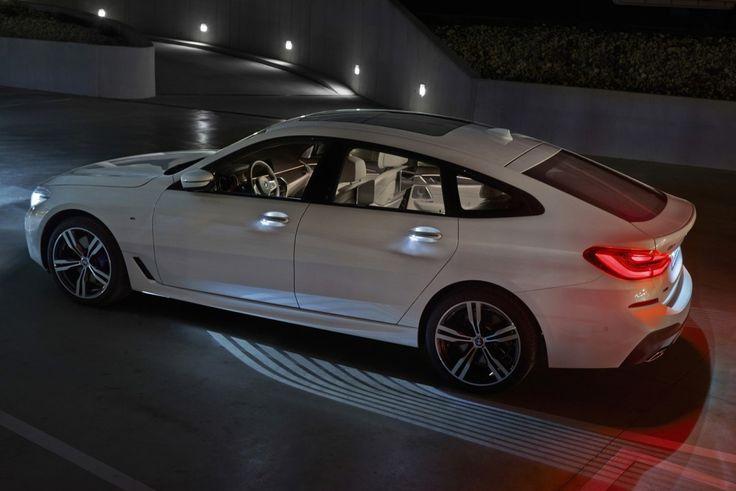 Introducing the BMW 6 Series Gran-Turismo