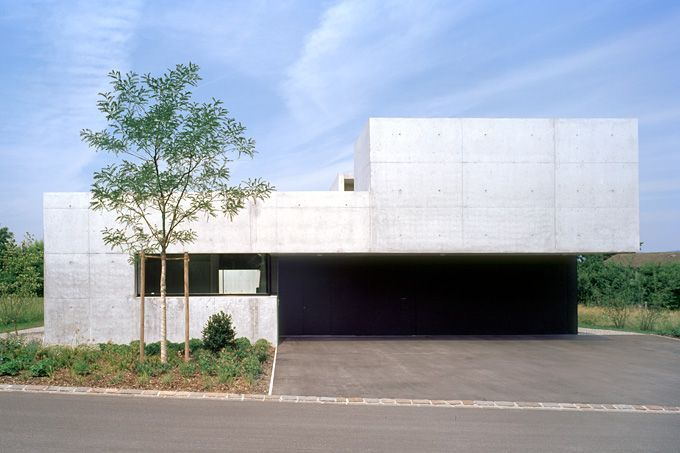 Einfamilienhäuser - Peter Kunz Architektur