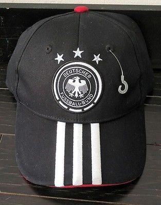 NEW Adidas Deutschland 2012-2014 DFB Deutscher Fussball Bund Football Cap Hat