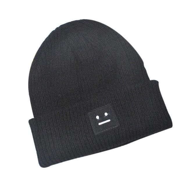 062bf9d93 New trendy Casual Emo Beanies #HatsForWomenSpring | Hats For Women ...