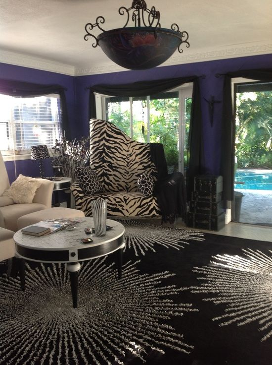 Best 25 Zebra Living Room Ideas On Pinterest Living
