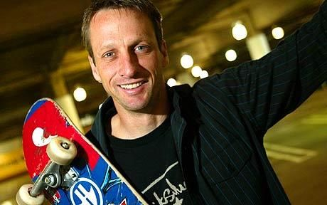Tony Hawk: skateboarding superstar - Telegraph
