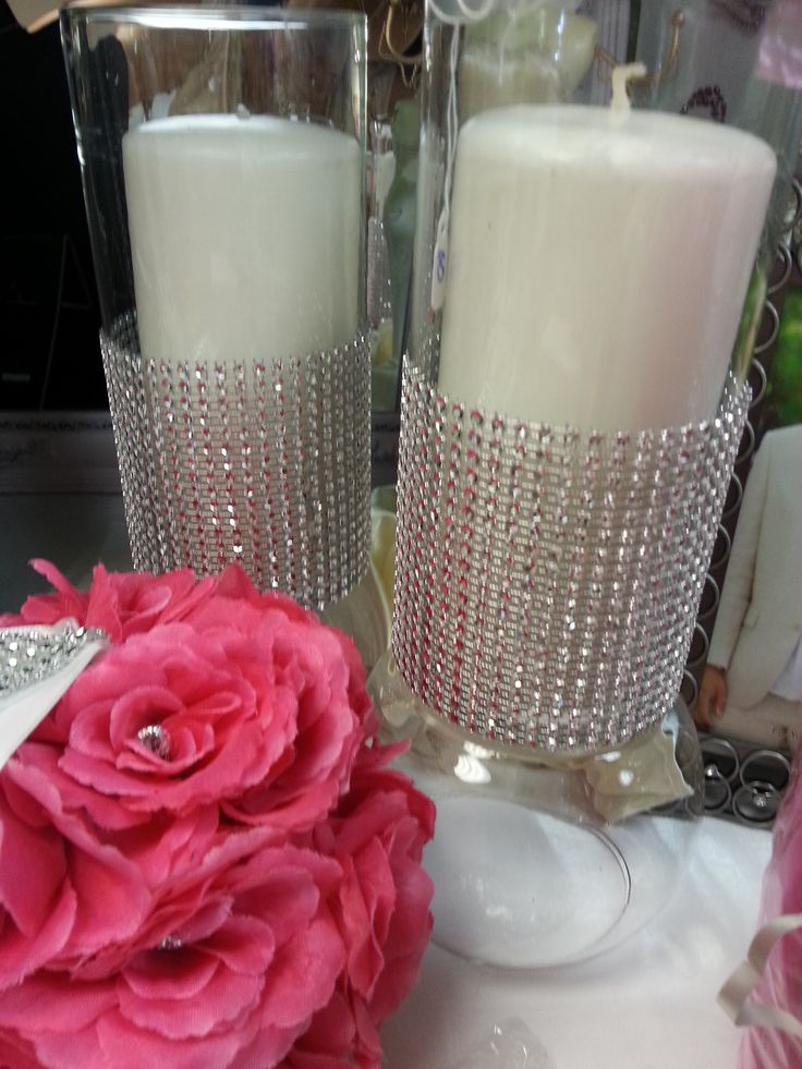 Centerpiece Candle Holders