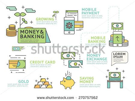 Stock Images similar to ID 183256184 - flat style diagram infographic ...
