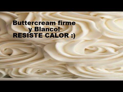 BUTTERCREAM PROFESIONAL DE FRESAS- Como hacer Betun de Fresas - YouTube