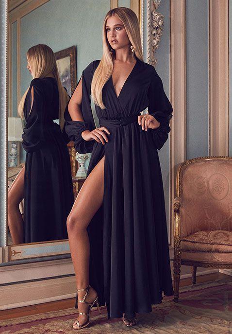 9e09361c3bc6 x REVOLVE Eric Gown | LOOKBOOKS in 2019 | Fashion, Prom dresses ...
