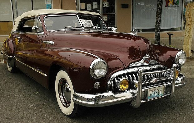 1947 buick roadmaster the 30s 40s and 50s were by far. Black Bedroom Furniture Sets. Home Design Ideas