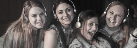 Party silently with Silent Safaris Headphones