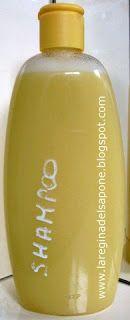 La Regina del Sapone: shampoo-piatti