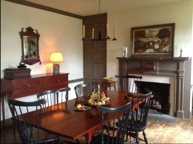 Dining Room Design 2013 199 best colonial dining rooms images on pinterest | primitive